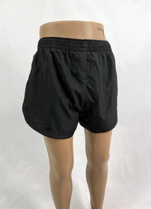 Шорты спортивные, фирменные workout, черные