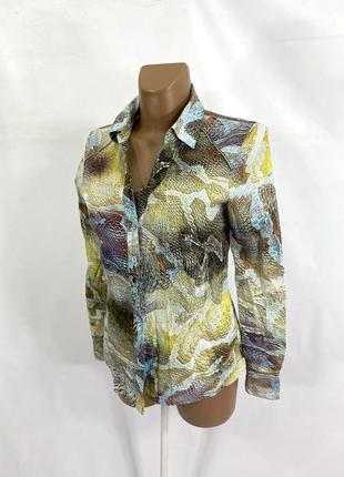 Блузка стильная atelier, cotton