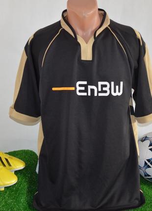 Брендовая футбольная спортивная футболка sport bockmann герман...