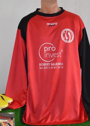 Футбольная спортивная футболка с длинным рукавом dragon sport ...