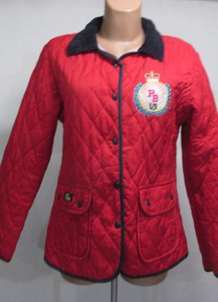 Куртка pauls boutique, xl, стеганая, качество!