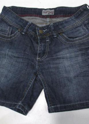 Шорты джинсовые mjb, 34 (xs-s), как новые!