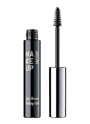 Make up factory фиксирующий гель для бровей eye brow fixing № ...