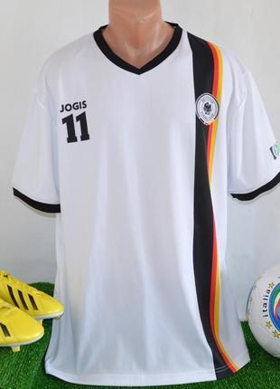 Брендовая футбольная спортивная футболка сборной германии nive...