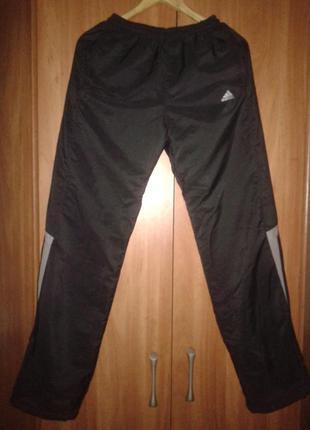 Зимние тёплые штаны на мужчину или подростка