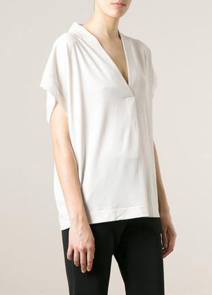 100% лен и 100% шелк!! полностью натуральная брендовая белая  ...