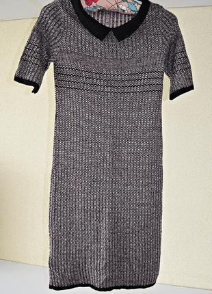 Очень красивое платье прямого фасона фирмы promod оригинал