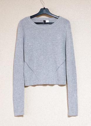 Базовый свитерок фирмы divided h&m