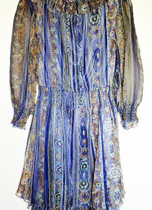 Шикарное очень воздушное и красивенное платье фирмы mina uk