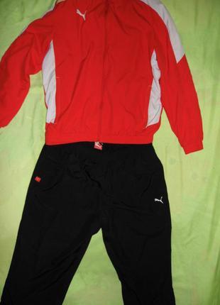 Спортивный костюм-puma-2xl-оригинальный!