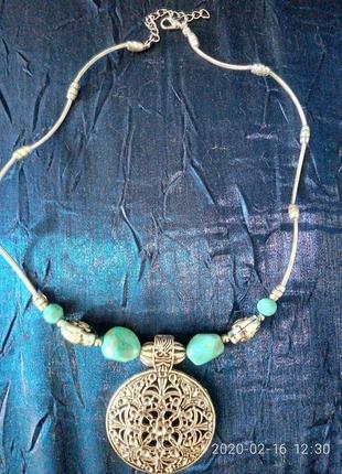 Колье,ожерелье в стиле бохо