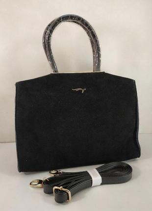 Классическая  кожана сумка