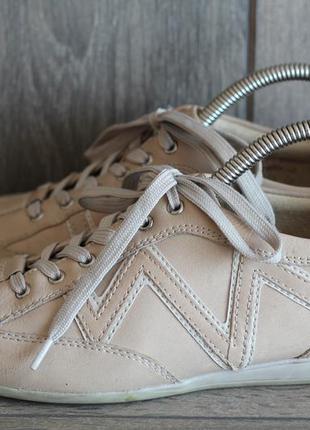 Стильные кожаные туфли-мокасины medicus
