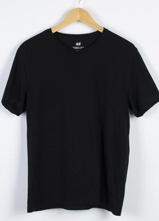 Базовая футболка женская, черная футболка женская, оверсайз че...