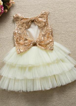 Красивые пышные платья