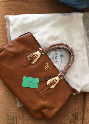 Новая сумка Prada
