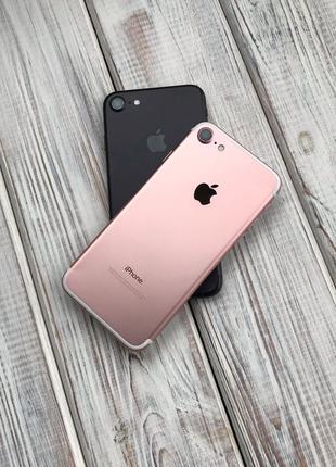IPhone 7 32/128gb Black/Rose Gold, Neverlock