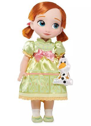 Кукла малышка Анна Холодное сердце 40 см - Frozen 2, Disney Anima