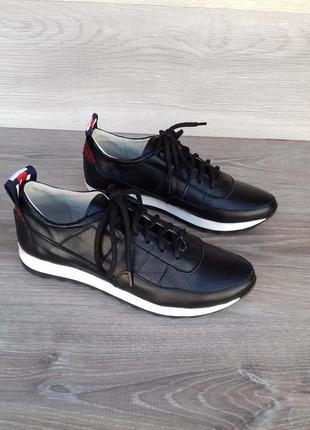 Кожаные кеды, кожаные кроссовки , 36-37 размер ,  распродажа /...