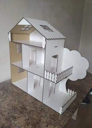 Домик для кукол LOL и Барби