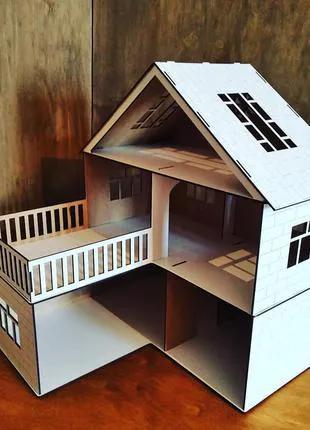 Дом для кукол Лол. Кукольный домик