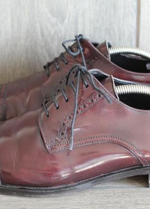 Стильные кожаные туфли lloyd