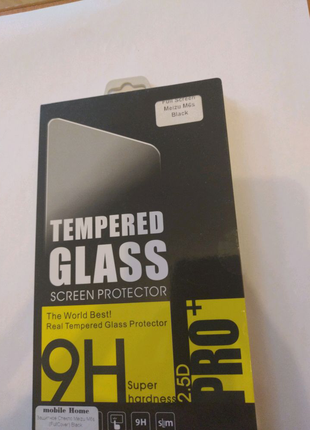 Защитное стекло для Meizu разные