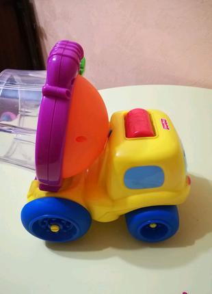 Игрушки машинка