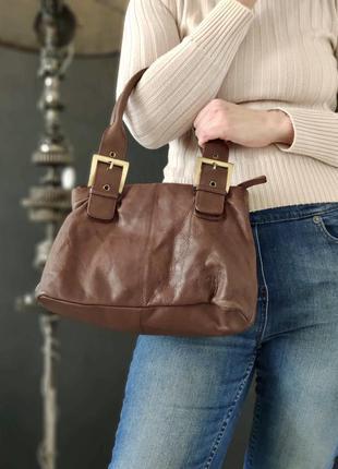 Gigi. сумка из натуральной кожи.