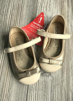 Балетки туфли ladybird 21