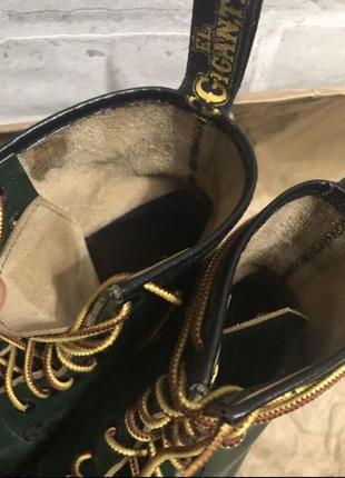 грубые ботинки. Мартинс