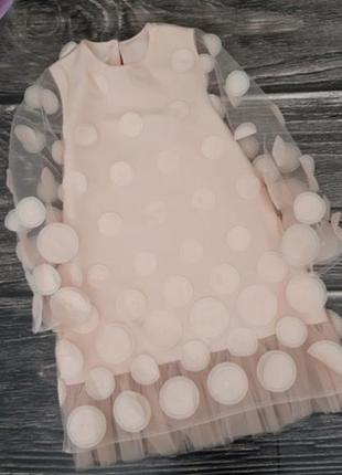 Нарядное платье 3d