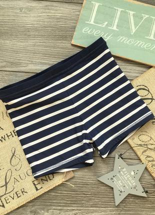 Плавки шорты для купания f&f 8-9л