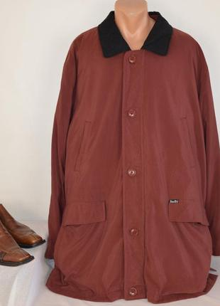 Брендовая мужская утепленная дышащая куртка douglas thro-tex c...
