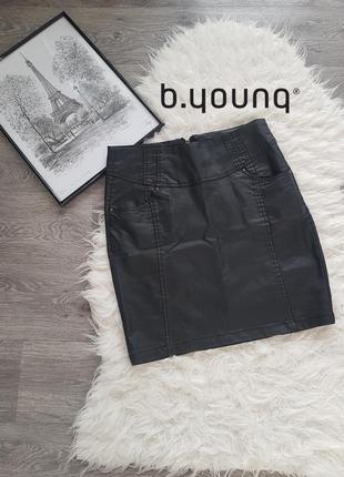 🔥🔥🔥шыкарная стильная юбка 🖤 b. young 🖤