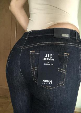 Новые джинсы с бирками armani jeans {оригинал} 26р, 27р, maje,...