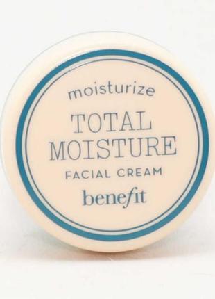 Увлажняющий крем для лица benefit total moisture facial cream