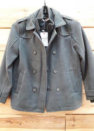 Школьное пальто для мальчика англия