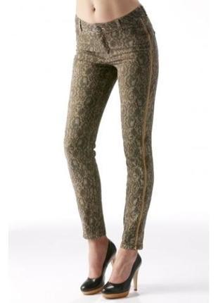 Брендовые женские коттоновые джинсы брюки mos mosh турция этик...