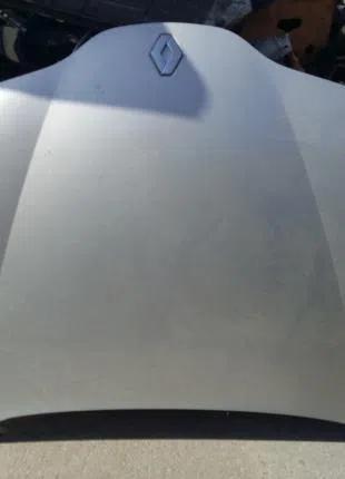 Капот Renault Laguna 2 оригинальный алюминий 2002