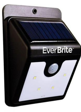 Настенный уличный светильник Ever Brite с датчиком движения на...