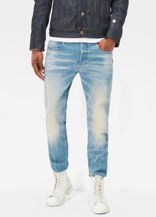 G-star raw - джинсы 3301