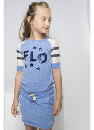 Like flo flo кружевное платье для девочек