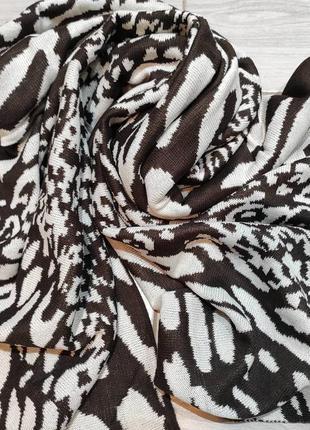 Зимний шарф палантин pieces