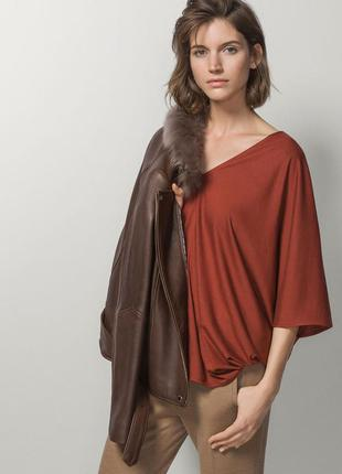 Блуза massimo dutti