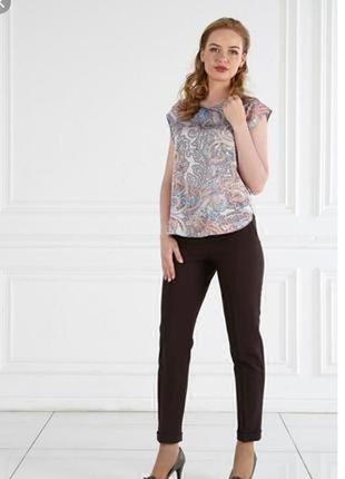 Стильные плотные штанишки от zara