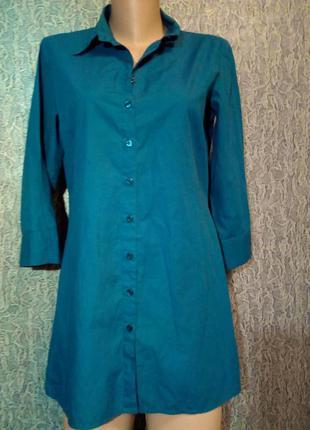Супер платье рубашка. x-mail.
