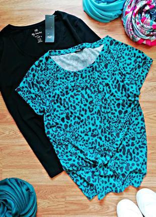 Женская крутая современная брендовая футболка george - большой...