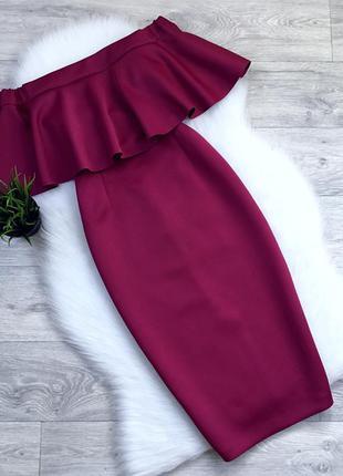 Нарядное платье на плечи