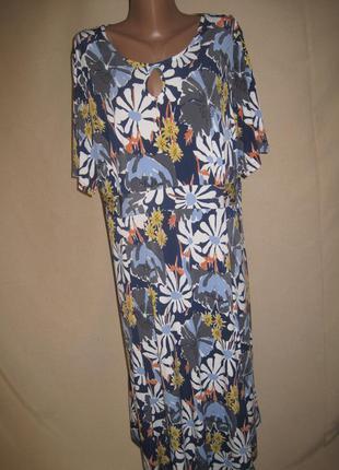 Отличное платье slimma р-р22
